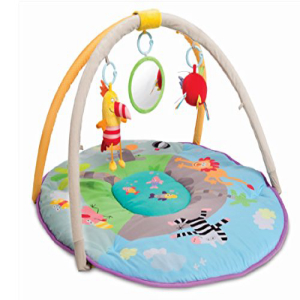 Taf Toys Jungle Pals Gym With Play Mat   Best