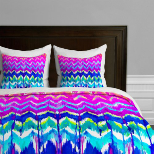Deny Designs Holly Sharpe Summer Dreaming Duvet Cover, Twi