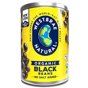 【楽天スーパーセール】 Westbrae Natural Organic Black Beans, 15 Ounce Cans (Pack of 12), 伊豆長岡町 00733c86