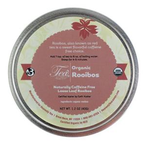Heavenly 40%OFFの激安セール Tea Leavesオーガニックティー オーガニックルイボス 1.2オンス 1.2 Leaves Rooibos Organic Ounce 買取