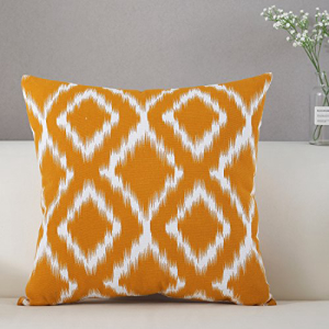 TAOSON 公式サイト Orange Gradient Diamond Pattern Co Geometric 買い物