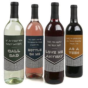 売店 捧呈 Dad I Must Confess - For Bott Gift Men Wine