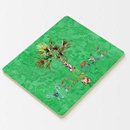 Caroline's Treasures 8710CMT Welcome Palm Tree on:Glomarket