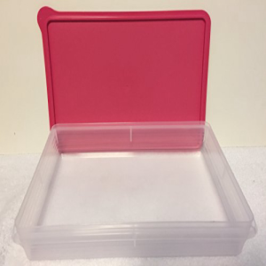 <title>結婚祝い Tupperware Cold Cut Snack-Stor Brownies Cookie Keep</title>