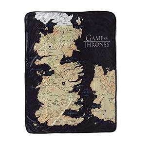 HBO Game 訳あり of Thrones Fleece Blanket Westeros 日本全国 送料無料
