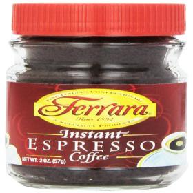 Ferrara Instant Espresso Coffee Pack 人気の製品 ☆新作入荷☆新品 2 o Ounce