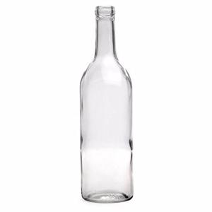 公式ショップ E.C. Kraus おしゃれ 750 mL Clear C Wine Bottles Bordeaux