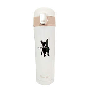 French bulldog dog frenchie Stainless Steel Thermos:Glomarket