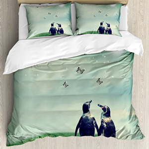 【新品、本物、当店在庫だから安心】 Ambesonne King Surrealistic Duvet Set Cover Set King Size, Size,, 箱職人のアースダンボール:1916da36 --- technosteel-eg.com