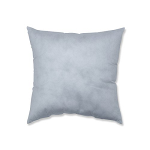 Pillow 35%OFF 半額 Perfect White Non-Woven Sq Polyester 24-Inch