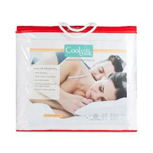 激安 激安特価 送料無料 数量は多 Bed Care Cool Silk Dust Mite Mattress Protecto Pad