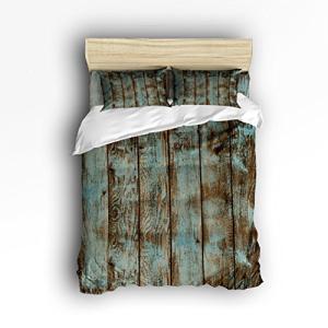 Vandarllin 人気ブレゼント 激安通販ショッピング Twin Size Bedding Rustic Decorative Set-