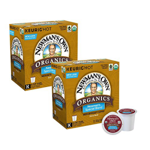 <title>Newman's アウトレット Own Organics Special Blend Coffee 180 K-</title>