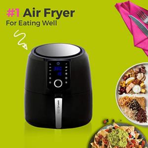 Simple Living XL Air Fryer 5.8qt Large Digital Ai