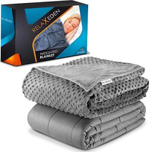 全品送料無料 RELAX EDEN Adult Weighted W Blanket Removable 即納送料無料 Was