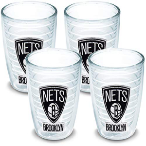 Tervis 1079872 特価キャンペーン NBA Brooklyn 贈り物 Logo Primary Nets Tumb