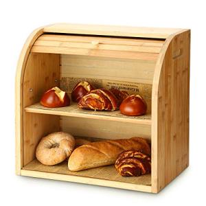 Bread Box G.a HOMEFAVOR WEB限定 Bo 定番 2 Layer Bamboo