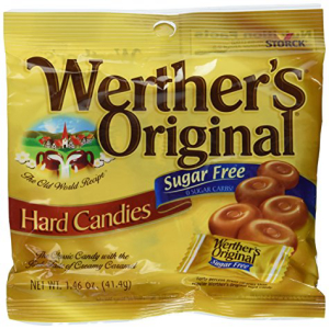 ヴェルターのオリジナルシュガーフリーハードキャンディー1.46オンス 3パック Werther's Original Sugar 販売実績No.1 Free 3 Pack 1.46 Hard 選択 Candies Oz