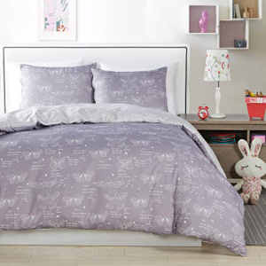 新発売の Lala + Bash Malar Comforter Set, Full, Gray/Whit, ブリヂストン快眠ショップ 7e64c64b