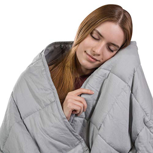 Class ●スーパーSALE● セール期間限定 情熱セール Cotton Weighted Blanket Adult 48X72 for