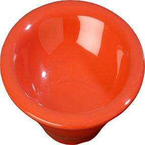 Carlisle 4303652 Durus Rimmed Melamine 超歓迎された O 13 業界No.1 Bowl