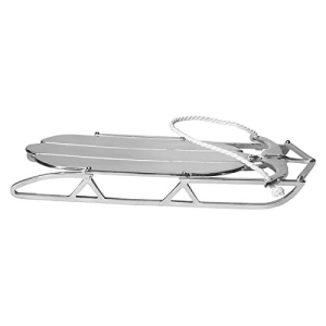 MARIPOSA Double Runner Sled Server, Silver