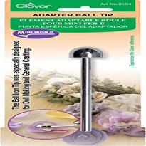 CLOVER LD5085 最安値挑戦 Mini Iron II Adapter Tip-Ball The 手数料無料
