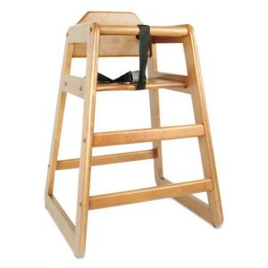 品質満点! Thunder Group High Chair THU WDTHHC019, ぬくもり工房京昌 4198faf1