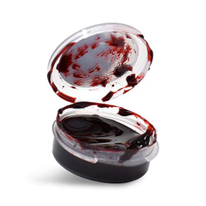 Mehron Makeup 人気 おすすめ Coagulated 今季も再入荷 Blood oz .5 Gel Red