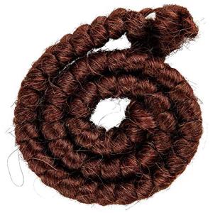 Mehron 倉庫 Makeup Crepe Hair Auburn Braid セール商品 12-inch