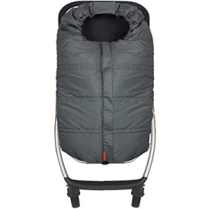 liuliuby Flex CozyMuff 受賞店 爆安プライス - Universal Footmuff with Adjustable Length and Gray Stroller New Charcoal Bag Launch Hood 2019 for Bunting