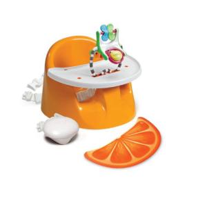 Prince 早割クーポン Lionheart bebePOD Flex Orange Baby Seat Plus トラスト
