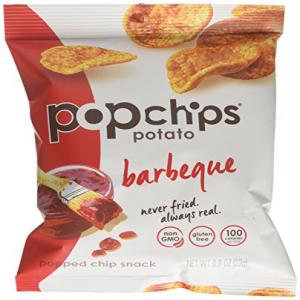 Pop Chips Bbqポテトチップス.8オンス 24パック 好評受付中 -24パック popchips Bbq Potato 24 - Pack 期間限定今なら送料無料 Of .8 Chip Oz of