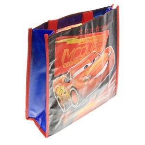 Fad 贈り物 Habit Disney Pixar Cars 3 Tote Lightning 未使用品 Collectible Bag McQueen Reusable