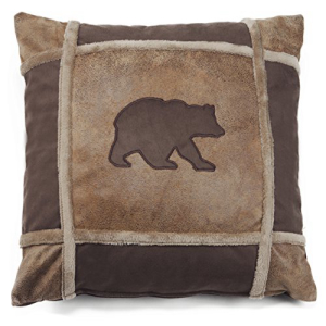 Carstens Inc Bear Pillow Grid 誕生日プレゼント 最新号掲載アイテム