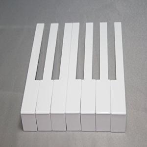 全日本送料無料 SheetMusicNorthwest German Piano Keytops - Piano Key Replacement - Complete Set with Fronts, ウメマチ a83f77f6