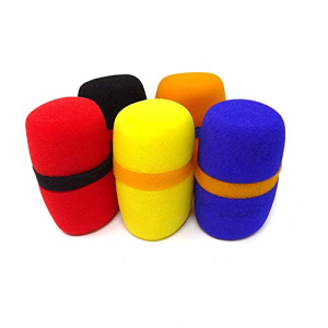 Honbay 5PCS Handheld Foam Microphone Windscreen Conference Stage for 爆売りセール開催中 Interview Bar Home 送料0円