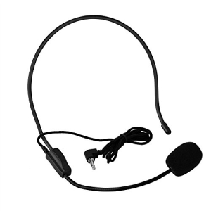 Zopsc Mini 3.5mm 期間限定特価品 Headset Wired Microphone Condenser presentations Teachers for スーパーセール amplifiers Voice Speakers