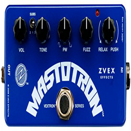 男女兼用 ZVEX Effects Mastotron Vextron Series Silicon Fuzz Guitar Pedal, Kimono-Shinei 2号店 b031904b