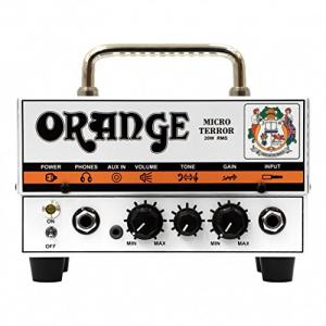 割引購入 Orange Amps Orange Micro Terror 20W Amplifier Head, OOTW caef3f47