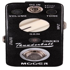 Mooer EQ 贈呈 Effects 受注生産品 Thunderball Pedal