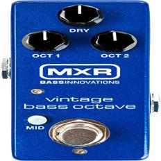 【正規品】 MXR Vintage Bass Octave Effect Pedal (M280), 豊貿易 0ed4c375