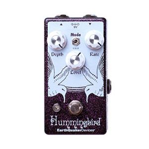 最新エルメス EarthQuaker Devices Hummingbird V4 Tremolo, Limited Edition Purple Sparkle, リビングソウル f05da7dd