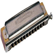 名作 Hohner Accordions Hohner Super Chromonica Chromatic Harmonica, (Tenor Tuned) Key of C, 燕市 273c8661