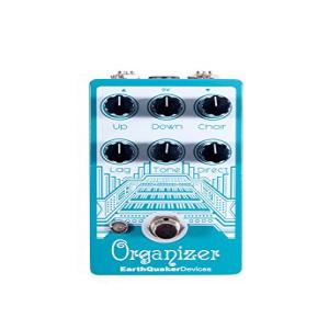 【ラッピング無料】 EarthQuaker Devices Organizer Polyphonic Organ Emulator Effects Pedal, タガジョウシ 997da35c