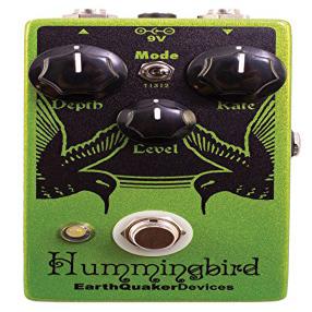 高価値セリー EarthQuaker Devices Hummingbird V3 Repeat Percussion Tremolo Guitar Effects Pedal, 飯南郡 d0426253