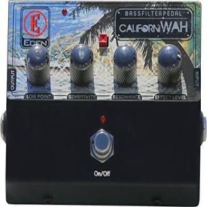 名作 Eden CALIWAH Bass Filter Pedal, トヨオカシ b8344dc0