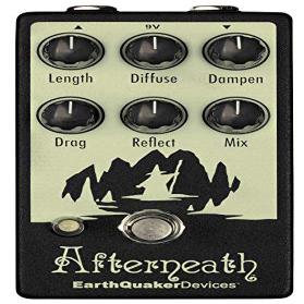 最適な材料 EarthQuaker Devices Afterneath V2 Reverb Guitar Effects Pedal, ゲームス レトロゲーム館 f29fb001