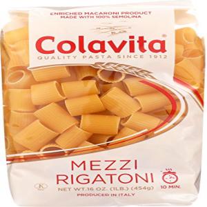 <title>コラヴィータパスタ メッツィリガトーニ 16オンス 安心の実績 高価 買取 強化中 20パック Colavita Pasta Mezzi Rigatoni 16 Ounce Pack of 20</title>