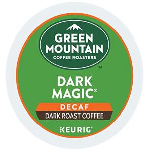 グリーンマウンテンコーヒーダークマジックシングルサーブK-Cuppds for Keurig brewers、144 Count Green Mountain Coffee Roasters Green Mountain Coffee Dark Magic single serve K-Cup pds for Keurig brewers, 144 Count